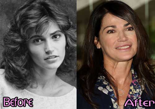 Another Sexy Look at Kim Delaney after Plastic Surgery Scandals